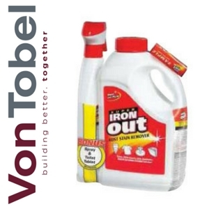 Iron Out Value Pack Now $14.99