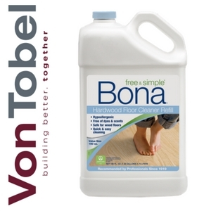 10% Off Bona Free & Simple Hardwood Cleaner