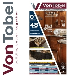 Kitchen, Bath, Flooring and More Sales Flyer!