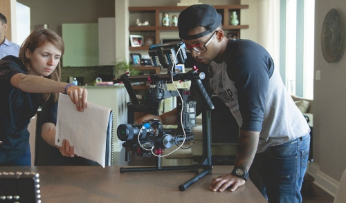Become a Director and Make Your Own Online Videos