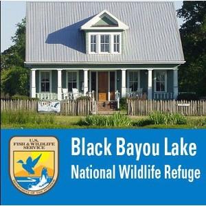 Haunted Nature Trail at Black Bayou Lake (part 1)