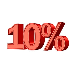 10% Off New Reservations