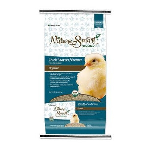 Nature Smart Chick Starter Grower Feed 35 Lb.