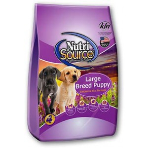 NutriSource® Large Breed Puppy Food