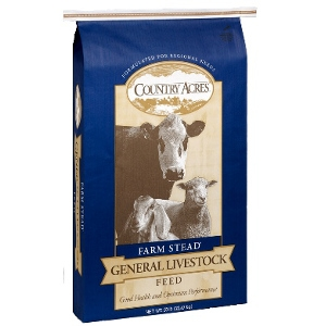 $.50 Off All Stock Feed 14% 50 Lb. Bags