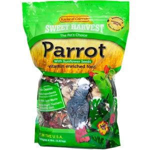 Sweet Harvest Parrot Food