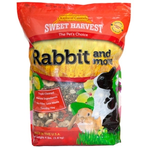 Sweet Harvest Rabbit Food