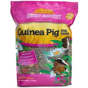 Sweet Harvest Guinea Pig Food