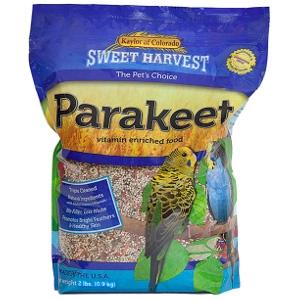 Sweet Harvest Parakeet Food
