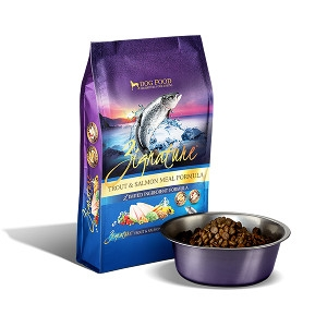 Zignature Trout and Salmon Meal Dog Food 27 Lb.