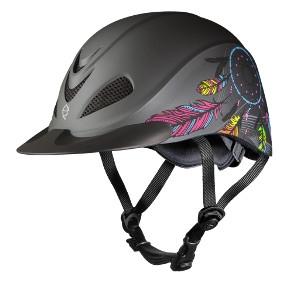 TroxelRebel Western Helmet