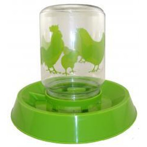 $1 Off Lixit Reversible Chicken Feeder & Waterer