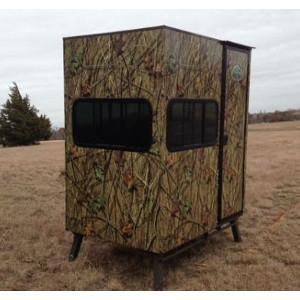 Bitter Creek Deer Blind 4x6 Outfitter