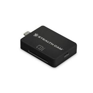 Stealth Cam iOS SD Micro Memory Card Reader