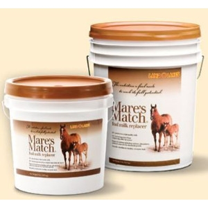15% off Mares Match Foal Milk Replacer 20 lb