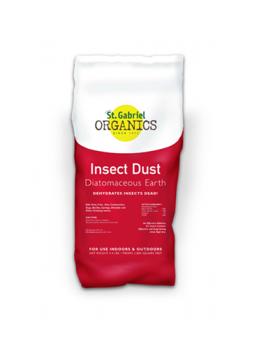15% Off 4 lb Insect Dust - Diatomaceous Earth