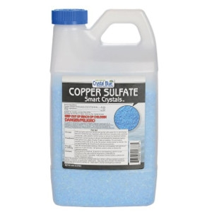 20% Off Crystal Blue Copper Sulfate Algae Control