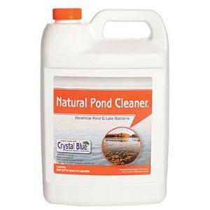 20% Off Crystal Blue Natural Pond Cleaner