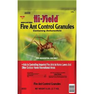 Hi-Yield Fire Ant Granules 5 lb bag