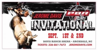 19Th Annual Jerome Davis PBR Invitational