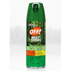 20% Off Deep Woods Off Insect Repellent