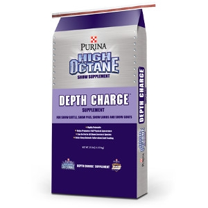 15% Off High Octane Depth Charge 25 lb