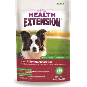 Health Extension Lamb & Rice Dog Food