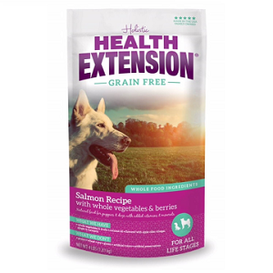 Health Extension Grain Free Salmon, Herring & Chickpea Dog Food