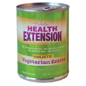 Health Extension Vegetarian Entree Canned Dog Food