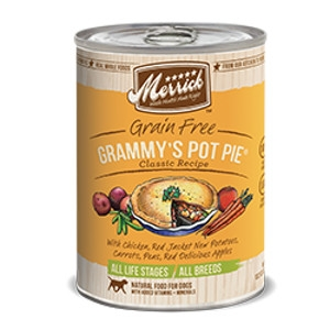 Merrick Grammy's Pot Pie Can Dog 12/13.2 oz.