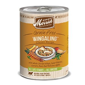 Merrick Wingaling Can Dog 12/13.2 oz.