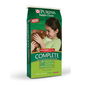 Purina Mills Rabbit Chow Complete Blend