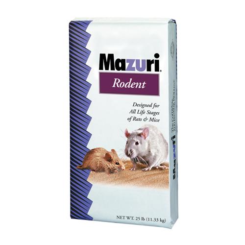 Purina Mills Mazuri Rodent 6F 50lb