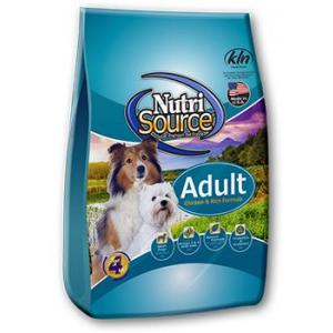 NutriSource® Adult Chicken & Rice Formula Dog Food