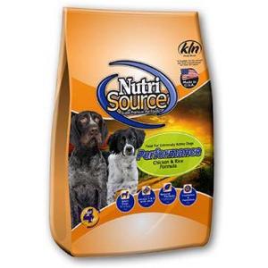 NutriSource® Performance Chicken & Rice Formula Dog Food