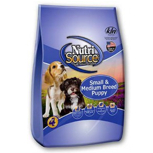 NutriSource® Small and Medium Breed Puppy
