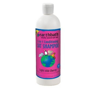 Earthbath Shampoo Cat Shampoo - 16 oz.
