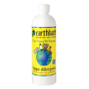Earthbath Shampoo - Hypo Allergenic - 16 oz.