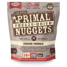 Primal Canine Venison Freeze Dried Formula