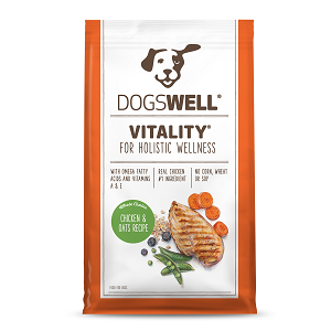 Dogswell Vitality™ Chicken & Oats 22.5#