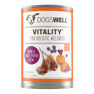 Dogswell Vitality™ Lamb & Sweet Potato 12/13oz