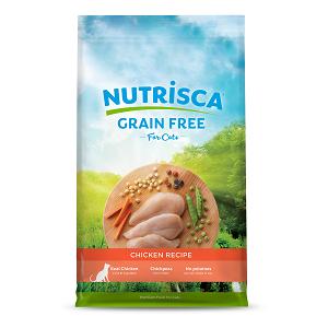 Nutrisca Grain Free Chicken Dry Cat Food