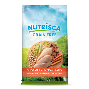 Dogswell Nutrisca™ Chicken & Chickpea  4#