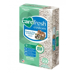 Carefresh® Custom Guinea Pig & Rabbit Natural Paper Bedding- Natural, 30L