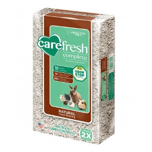 Carefresh® Complete Natural Paper Bedding- Natural, 14L