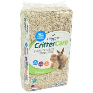 Critter Care Paper Bedding- Natural, 14L