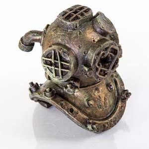 Old Dive Helmet