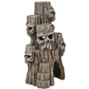 Exotic Environments® Skull Mountain Tall Grey