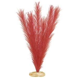 ColorBurst Florals® Soft Foxtail Flame Red