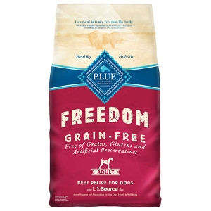 Blue Buffalo Freedom Adult Beef Dog 24#